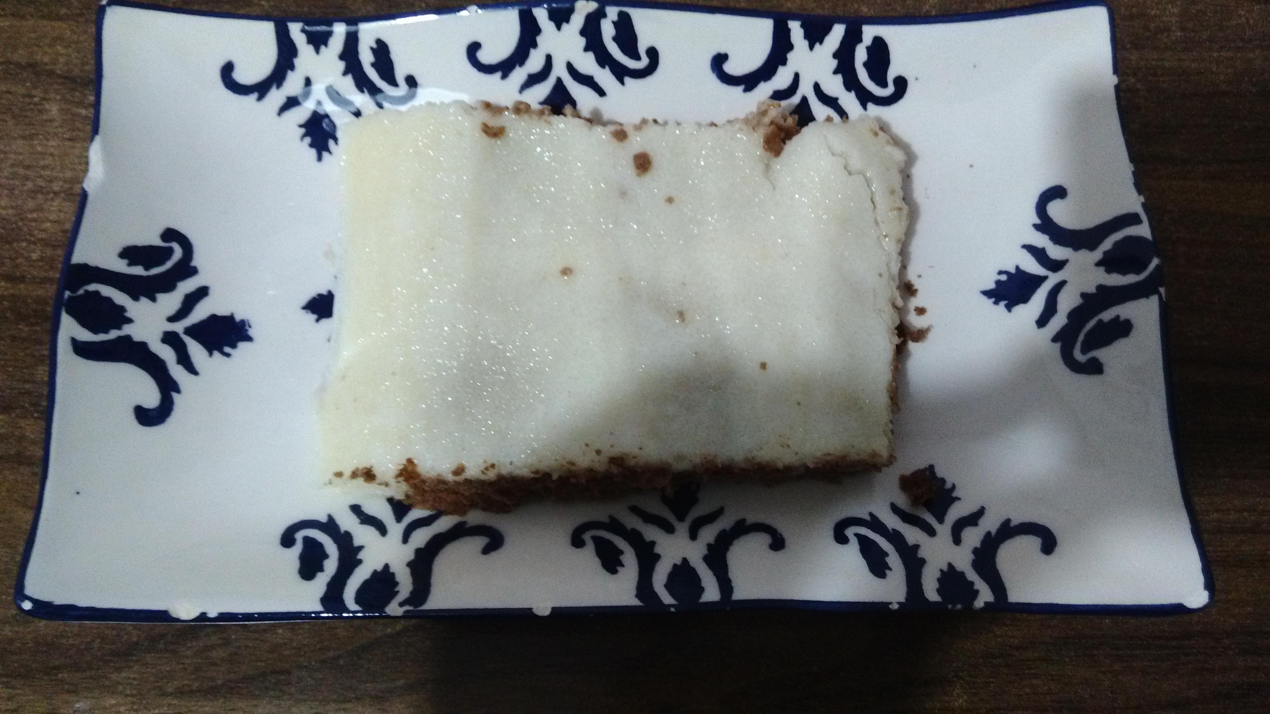İrmikli Kakaolu Bisküvili Pasta