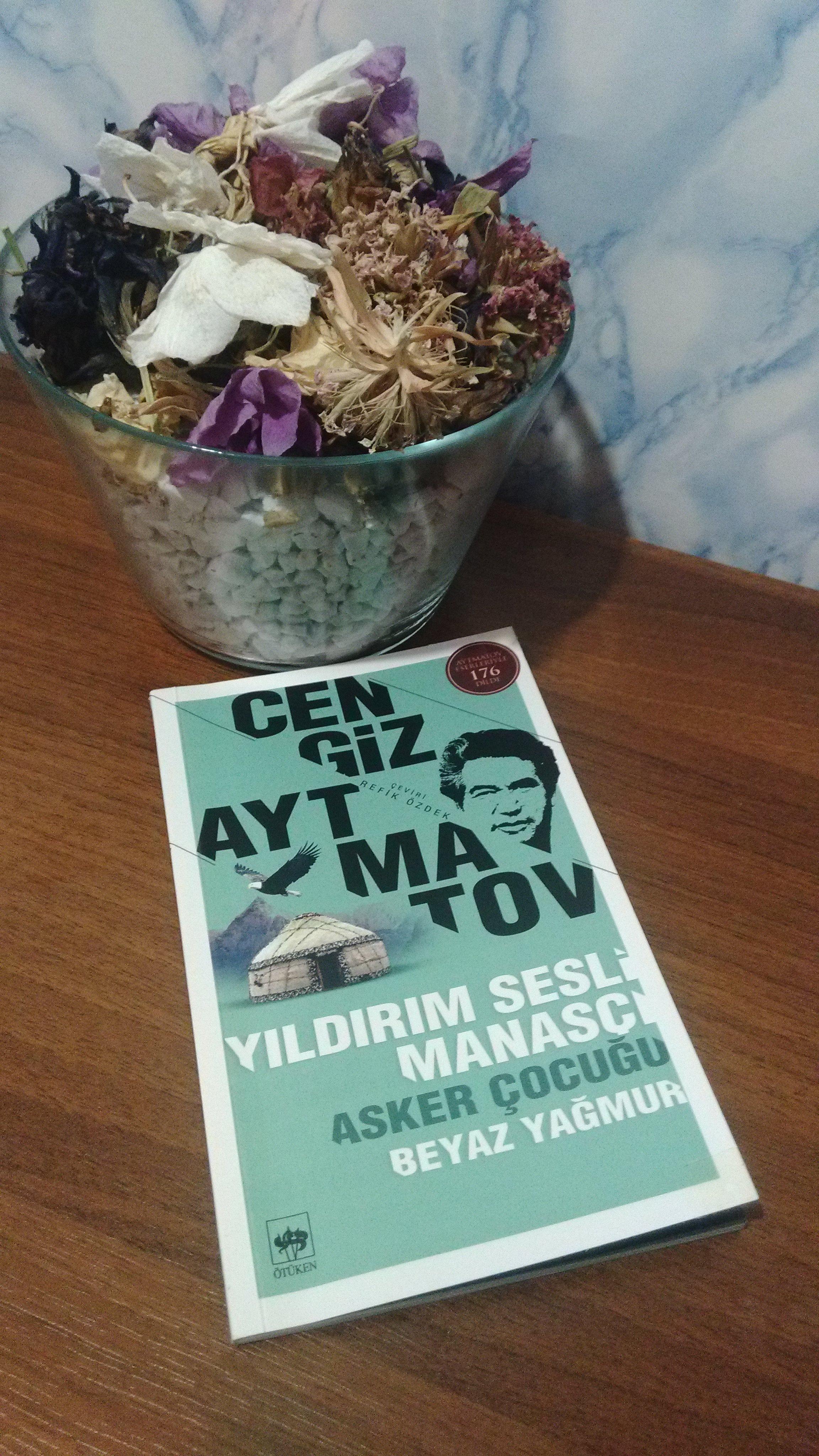 Cengiz Aytmatov – Yıldırım Sesli Manasçı, Asker Çocuğu, Beyaz Yağmur