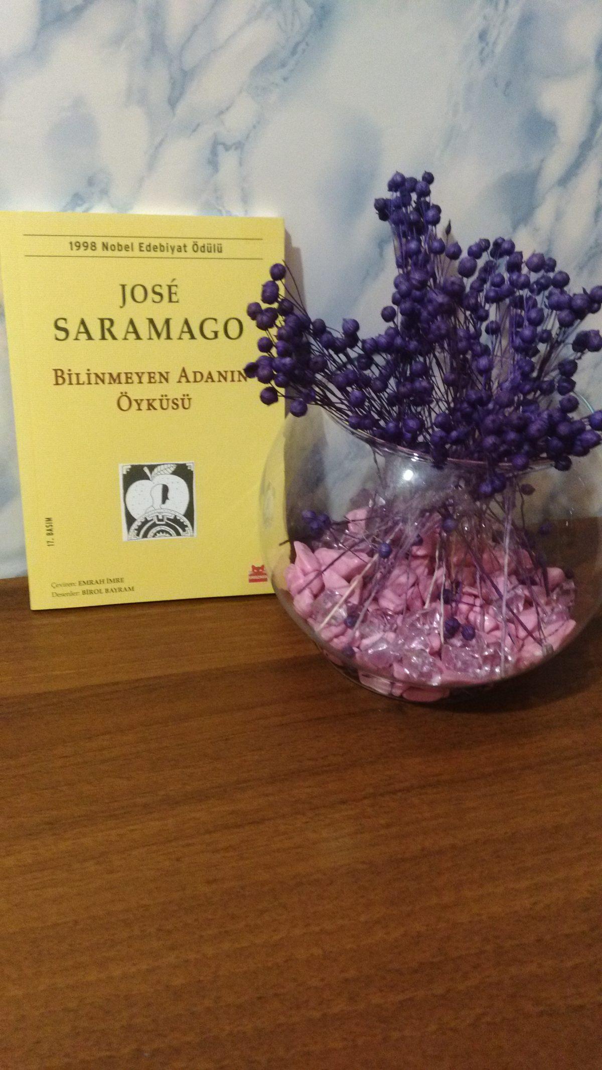 José Saramago – Bilinmeyen Adanın Öyküsü